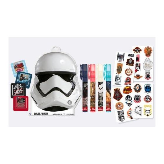 Eau de toilette star wars + goodies