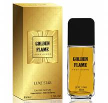 Water of fragrance Golden flame - Luxury star