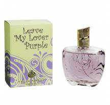Parfum Leave my lover purple - Real time