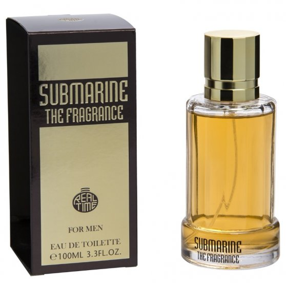 Parfum Submarine fragrance - Real time