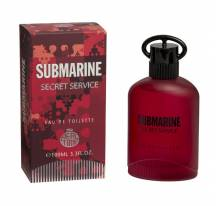Parfum Submarine secret service - Real time