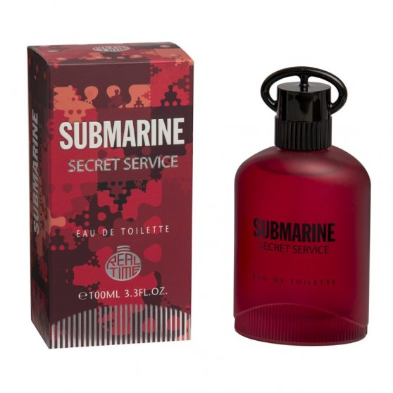 Perfume Submarine secret service - Real time