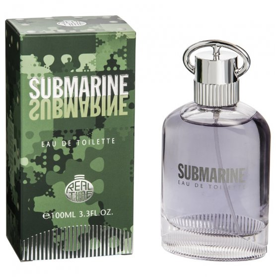Parfum Submarine - Real time