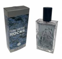 Fragrance Pure on the rocks - Real time