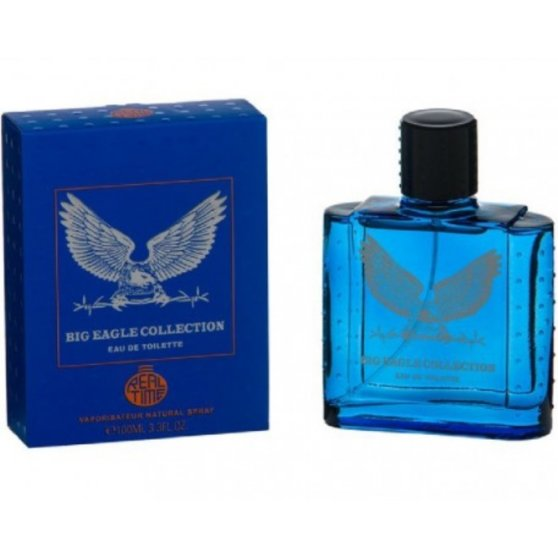 Perfume Big eagle collection-blue - Real time