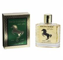 Parfum Racing horse gold - Real time