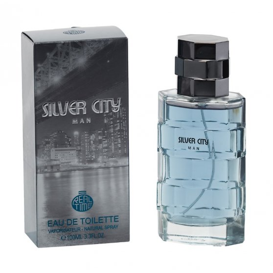 Parfum silver city - Real time