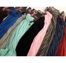 Assorted scarves 12 colors