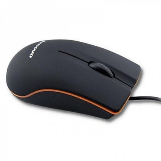 Optical mouse wired Lenovo