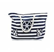 Beach bag marine