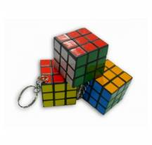 Keychain do cubo de rubik