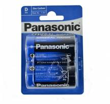 Battery R20 1.5 V Panasonic