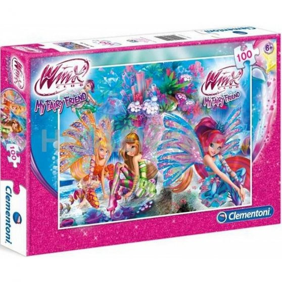 Puzzle Winx club grossiste