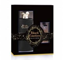 Coffret fragrance for women Black emotion