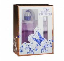 Coffret fragrance for women Lila Fiction