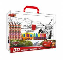 Mallette coloriage Cars