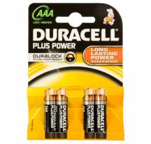 Pile AAA Duracell