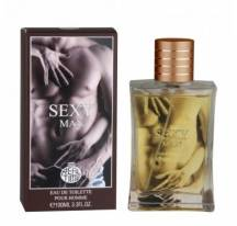 Eau de toilette Sexy Man to man