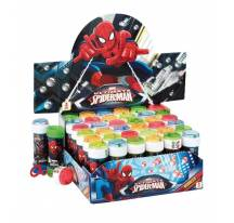 Bulles de savon Spiderman