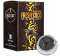 Charbon triangle Fresh Coco 1KG
