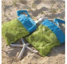 Bag beach child net