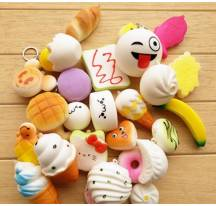 WHOLESALER keychain Squishy
