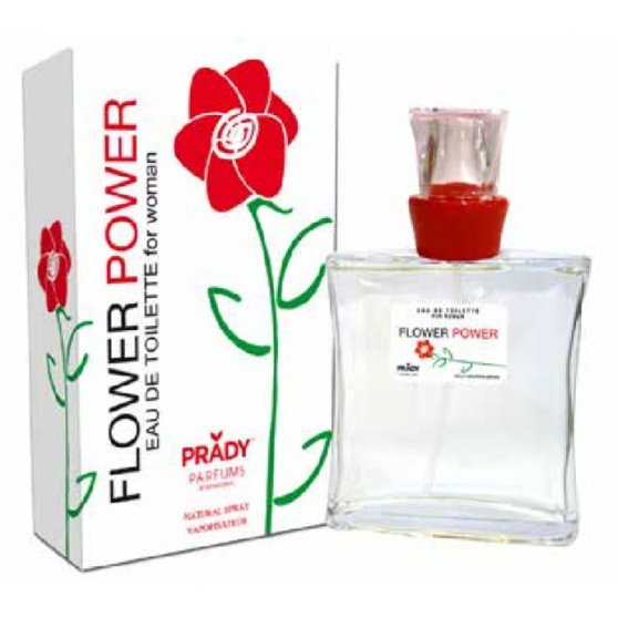 Eau de toilette Flower power - Prady